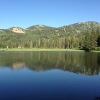 Photo taken at Silver Lake by Tiffany H. on 7/21/2013