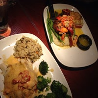 Photo taken at Red Lobster by Tiffany H. on 4/11/2014