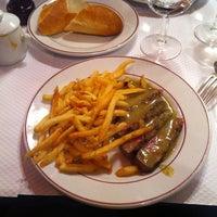 Photo taken at Le Relais de Venise by Youssef B. on 11/29/2012