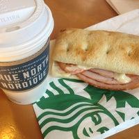 Photo taken at Starbucks by Anna P. on 7/3/2013
