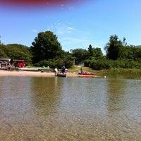 Photo taken at Platte River Point by Jon C. on 8/8/2013