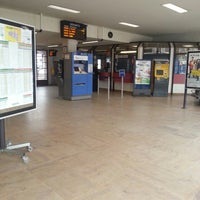 Photo taken at Gare SNCF d'Alençon by Yo S. on 3/29/2013