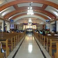 Photo taken at Sacred Heart Of Jesus Parish by Gilbert B. on 3/21/2013