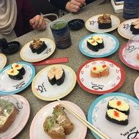 Photo taken at Sushi King by Anis Syairah S. on 2/9/2017