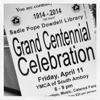 Photo taken at Sadie Pope Dowdell Library by DrLagos on 2/12/2014