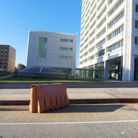 Photo taken at Martin Luther King Jr Federal Building by Batz B. on 11/16/2012