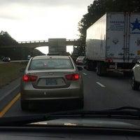 Photo taken at Interstate 85 Exit 70 by Batz B. on 1/8/2013