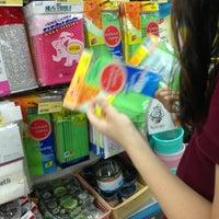 Photo taken at Home Base Market by Minjungeee K. on 8/24/2013