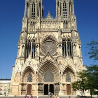 Photo taken at Reims by Marty J. on 9/4/2013
