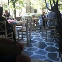 Photo taken at Mykonos by Ivana Iva Zhozi J. on 4/25/2013
