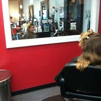 Photo taken at Salon 6 by Kimberly B. on 2/6/2013