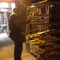 Photo taken at Mazzola Bakery by Jeremy G. on 10/11/2012