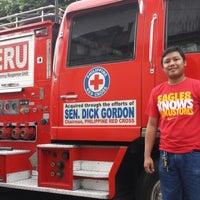 Photo taken at San Juan Eagles Volunteer Fire Brigade HQ by Vjay D. on 6/16/2014
