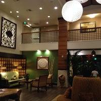 Photo taken at Ayres Hotel Orange by Aracely V. on 10/12/2014