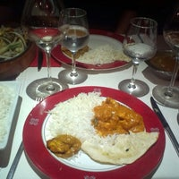 Photo taken at Taste of India by Rob D. on 11/17/2013
