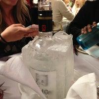 Photo taken at Sammy's Roumanian Steakhouse by Alexa on 3/15/2013