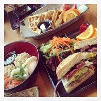 Photo taken at Samovar Tea Lounge by Toby C. on 3/17/2013