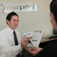 Photo taken at Enterprise Rent-A-Car by Brian B. on 4/23/2013