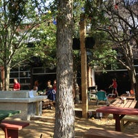 Photo taken at Katy Trail Ice House Outpost by Rachel on 6/4/2013