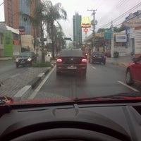 Photo taken at Avenida Dom Pedro II by Tchê C. on 1/10/2013