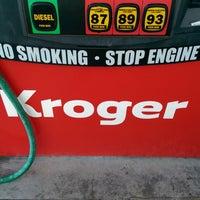 Photo taken at Kroger Gas by Kory W. on 8/2/2014