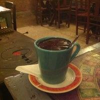 Photo taken at Arka Sokak Cafe by Ceren A. on 2/2/2013