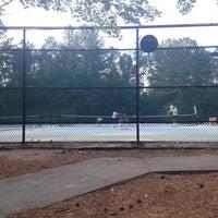 Photo taken at Millbrook Tennis Center by Zeynep K. on 5/19/2014