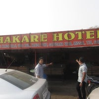 Photo taken at Thakare Hotel by Rohit T. on 7/10/2013
