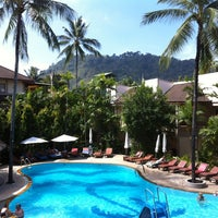 Photo taken at Coconut Village Resort Phuket by Юрий О. on 2/8/2013