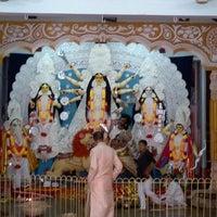 Photo taken at Harisabha Puja Mandir by Prakash R. on 10/13/2013