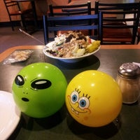 Photo taken at Round Table Pizza by Alan F. on 6/2/2013