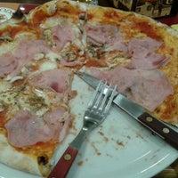 Photo taken at Pizzerie Mediterane by Walter N. on 9/21/2012