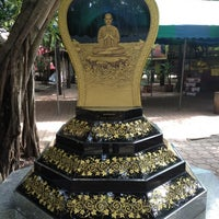 Photo taken at Wat Sangkhathan by 🍇 Monsawan ✨ on 9/15/2012