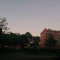 Снимок сделан в Площадь Тургенева пользователем Olya K. 6/8/2013