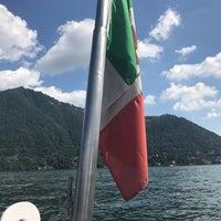 Photo taken at Lungolago di Cernobbio by Tatyana Z. on 6/25/2017