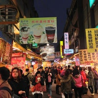 Photo taken at Fengjia Night Market by Angel X. on 12/27/2012