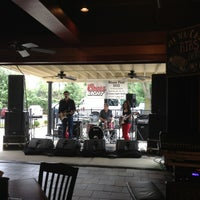 Photo taken at Red Hot & Blue  -  Barbecue, Burgers & Blues by Ajua H. on 9/29/2012