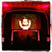 Photo taken at Teatro Taboas by Roberto F. on 7/1/2013