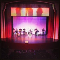 Photo taken at Teatro Taboas by Roberto F. on 3/31/2013