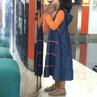 Photo taken at Bank BNI Cilegon by Anak M. on 12/10/2014