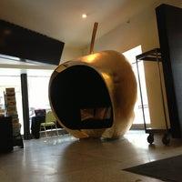 Снимок сделан в Golden Apple Boutique Hotel пользователем Petr D. 3/25/2013