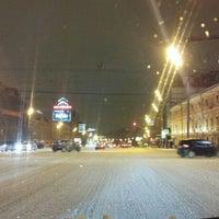 Photo taken at Садовая-Сухаревская улица by Nikita S. on 11/29/2012