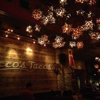 Photo taken at Rocco's Tacos and Tequila Bar by vpenchuk on 7/16/2013