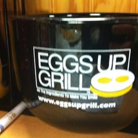 Photo taken at Eggs Up Grill Conway by LeAnna S. on 12/24/2012