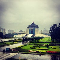 Photo taken at Chiang Kai-Shek Memorial Hall by Sara E. on 12/18/2012