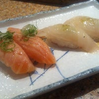 Photo taken at Sushi Time by Gretchen S. on 11/15/2012