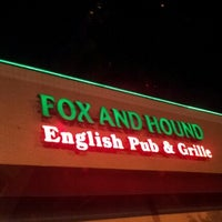 Photo taken at Fox & Hound by Jose Raul A. on 11/9/2012