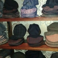 Photo taken at Goorin Bros. Hat Shop - French Quarter by Nancy M. on 12/1/2012