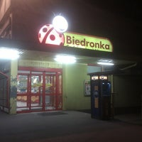 Photo taken at Biedronka by Yurii Z. on 10/21/2012