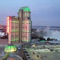 Photo taken at Hilton Niagara Falls/Fallsview Hotel & Suites by Mahmoud H. on 8/10/2013
